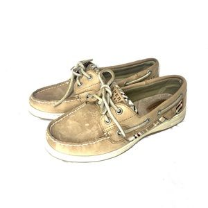 Sperry Top-Sider Size 6 Boat Shoes